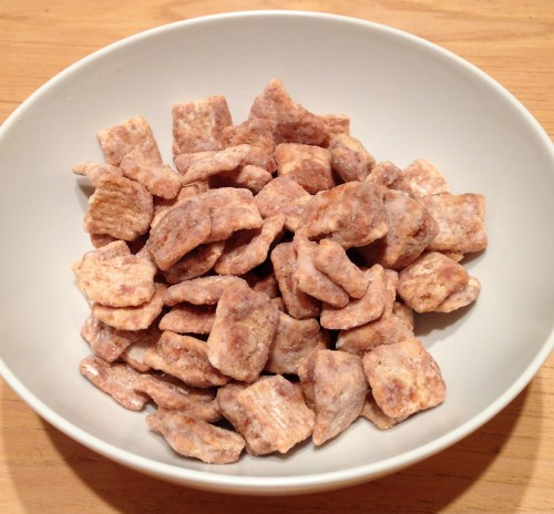 Cinnamon Toast Cookie Butter Puppy Chow