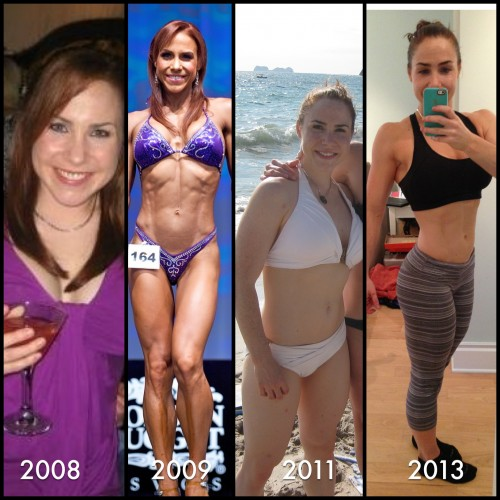 Body Transformation Marcela Perea Went Crossfit And Lost